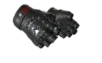 ★ Bloodhound Gloves   Charred (Minimal Wear)