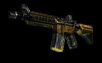 StatTrak™ M4A4 | Buzz Kill (Battle-Scarred)