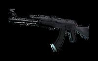 AK-47   Baroque Purple (Battle-Scarred)