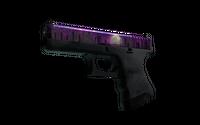 StatTrak™ Glock-18 | Moonrise (Well-Worn)