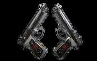 Dual Berettas   Balance (Minimal Wear)