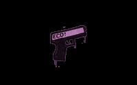 Sealed Graffiti   Eco (Bazooka Pink)