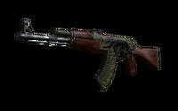 StatTrak™ AK-47 | Jaguar (Field-Tested)