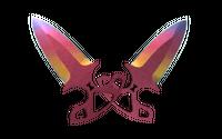 ★ Shadow Daggers   Fade (Minimal Wear)
