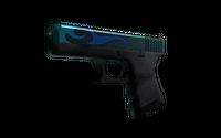 StatTrak™ Glock-18 | Bunsen Burner (Well-Worn)