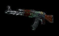 StatTrak™ AK-47   Fire Serpent (Battle-Scarred)
