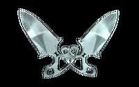 ★ Shadow Daggers   Urban Masked (Field-Tested)