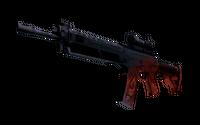 SG 553   Darkwing (Well-Worn)