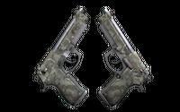 Dual Berettas   Heist (Minimal Wear)