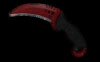 ★ Talon Knife | Crimson Web (Minimal Wear)
