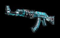 StatTrak™ AK-47   Frontside Misty (Factory New)
