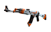 StatTrak™ AK-47   Asiimov (Field-Tested)