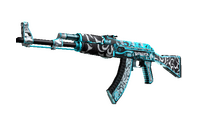 AK-47   Frontside Misty (Factory New)