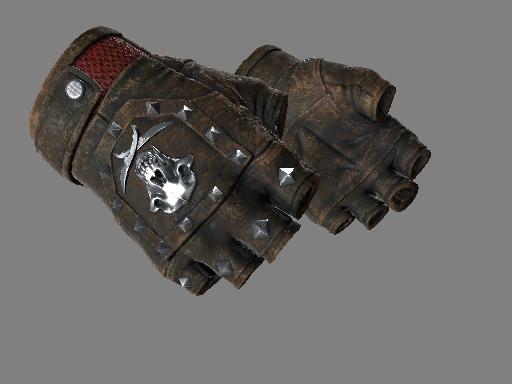 ★ Bloodhound Gloves   Charred (Battle-Scarred)
