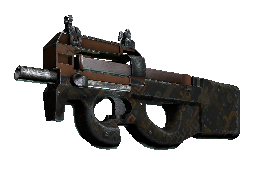 P90 | Ancient Earth (Field-Tested)