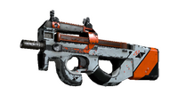 P90 | Asiimov (Battle-Scarred)