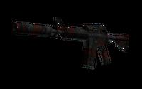 M4A1-S   Blood Tiger (Minimal Wear)