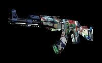 StatTrak™ AK-47 | Leet Museo (Factory New)