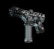 Tec-9 | Пиксельный камуфляж «Город» (Немного поношенное)