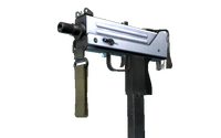 MAC-10   Silver (Factory New)
