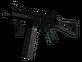 UMP-45   Carbon Fiber (Factory New)