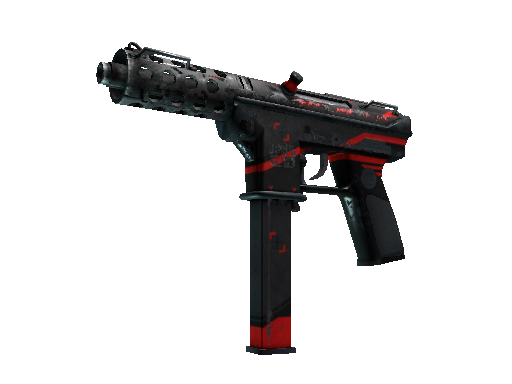 Tec-9 | Isaac (Battle-Scarred)