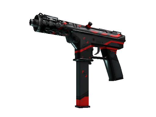 StatTrak™ Tec-9 | Isaac (Field-Tested)