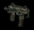 MP7 | Пиксельный камуфляж «Лес» (Немного поношенное)