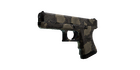 Glock-18 | Death Rattle (Well-Worn)