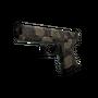Glock-18 | Death Rattle (Well-Worn)