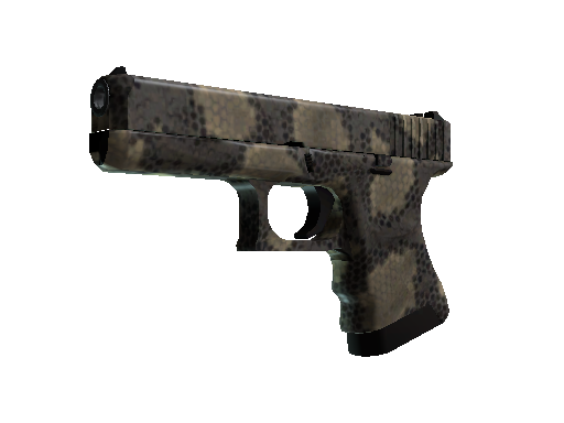 Glock-18 | Death Rattle (Minimal Wear)