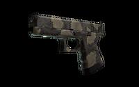 Glock-18   Death Rattle (Minimal Wear)