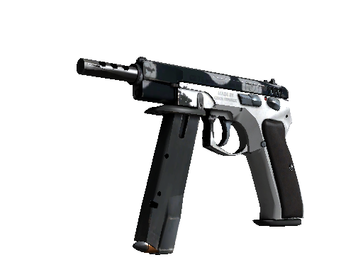 StatTrak™ CZ75-Auto | Twist (Well-Worn)