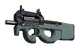 P90 | Storm (Field-Tested)