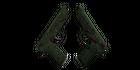 Dual Berettas   Briar (Factory New)