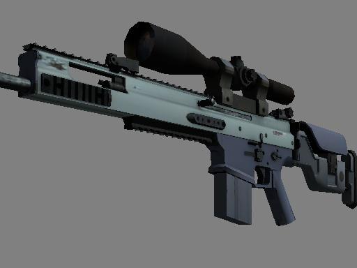 SCAR-20 | Storm (Minimal Wear)