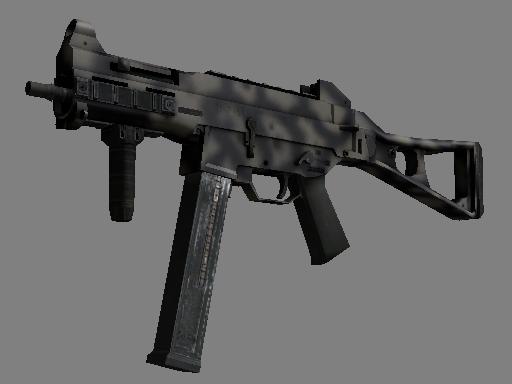UMP-45 | Scorched (Minimal Wear)