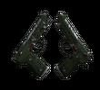 Dual Berettas | Терн (После полевых испытаний)