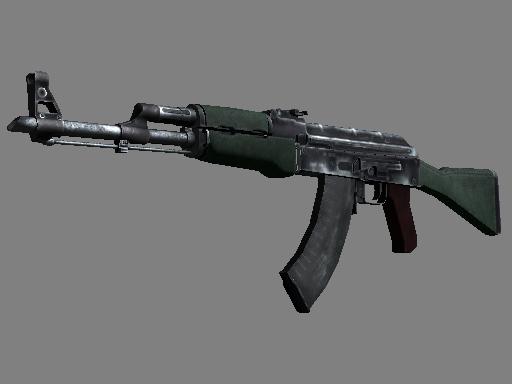 AK-47 | First Class (Well-Worn)