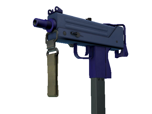 MAC-10 | Indigo (Factory New)