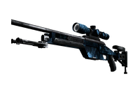 SSG 08 | Abyss (Well-Worn)