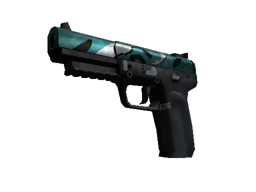 Five-SeveN | Fowl Play (Battle-Scarred)