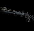XM1014 | Смешанный синий камуфляж (Закаленное в боях)