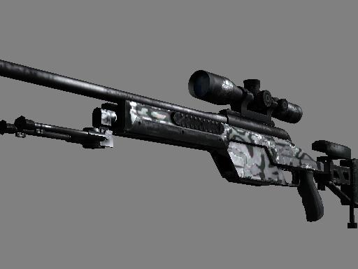 SSG 08   Dark Water (Field-Tested)