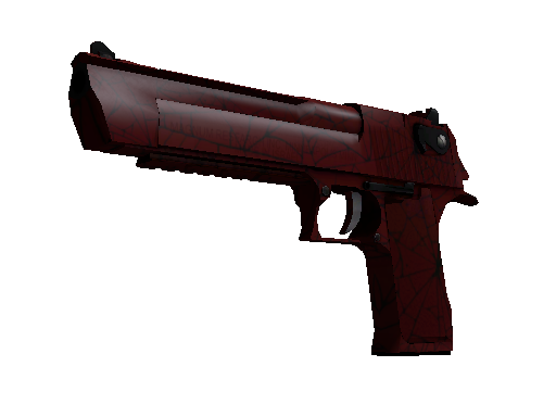 StatTrak™ Desert Eagle | Crimson Web (Minimal Wear)