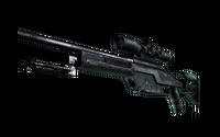 Souvenir SSG 08 | Blue Spruce (Battle-Scarred)