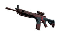 SG 553 | Fallout Warning (Factory New)