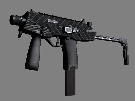 MP9 | Dart (Well-Worn)