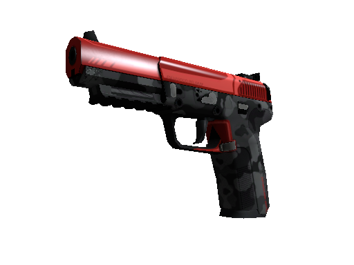 StatTrak™ Five-SeveN | Urban Hazard (Factory New)
