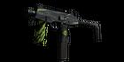 StatTrak™ MP9   Deadly Poison (Well-Worn)